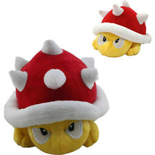 Super Mario Bros Spiny Koopa 8in Soft Plush Turtle Animal Doll Xmas Gifts