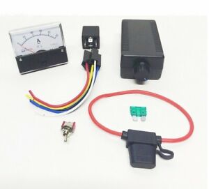 Details about HHO 30 Amp PWM Pulse Width Modulator with Accessories on