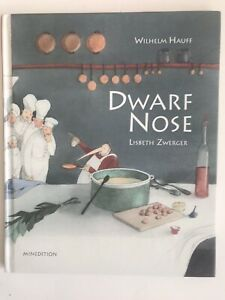 Dwarf-Nose-by-Wilhelm-Hauff-Children-039-s-Illustrated-Book-Free-Postage
