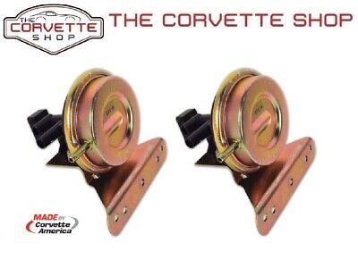 1968-1982 Corvette Headlight Door Actuator Pair