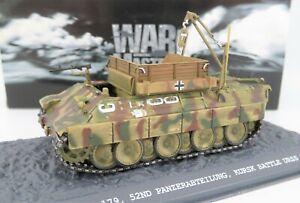 War Master TK0054 - 1/72 German Bergepanther - Sd.Kfz.179 52nd Pz.Abt. - Kursk
