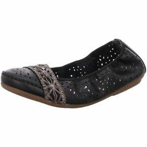 cheap great deals top brands Details zu Rieker Damen Ballerinas Savannah 41 41466-00 schwarz 418499