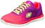 Skechers-de-Mujer-Flex-Appeal-Estilo-Icono-entrenadores-caliente-rosa-purpura-Reino-Unido-2-UE-35