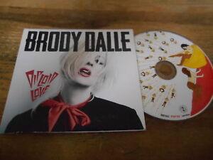 CD-PUNK-Brody-Dalle-sono-dette-diploidi-Love-9-canzone-Queen-of-Hearts-CB