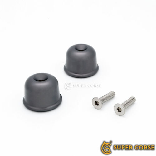T100 Pill Type Gray // Bonneville Street Twin TRIUMPH Bar End Caps T120