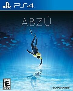 PLAYSTATION-4-PS4-GAME-ABZU-BRAND-NEW-AND-FACTORY-SEALED