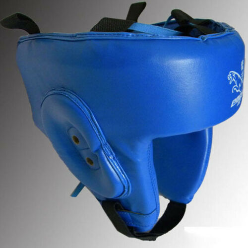 Protector Headgear Sparring Head Boxing Fighting MMA Helmet UFC Guard