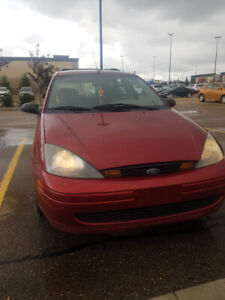 2003 Ford focus beater 2 sets of new tires