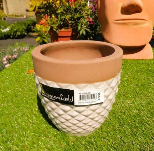 Grafton Glazed Planter Pots 4 sizes