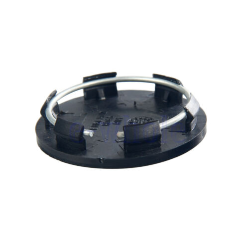 4 X 50mm Felgendeckel Nabenkappen Nabendeckel Kappen Träger Radnabendeckel ED