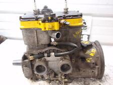 '98 Ski Doo MXZ Formula 500 RAVE Twin Snowmobile Engine, Grand Touring Rotax 494