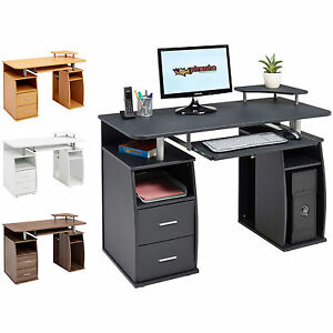 Computer-Desk-with-Shelves-Cupboard-amp-Drawers-for-Home-Office-Piranha-Tetra-PC-5