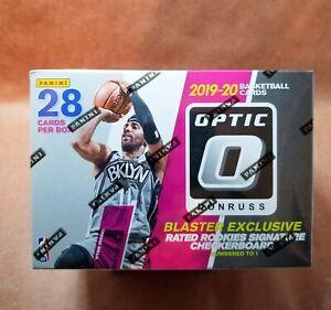 NBA-2019-20-Panini-Donruss-Optic-Basketball-Blaster-Box-Zion-Ja-PSA