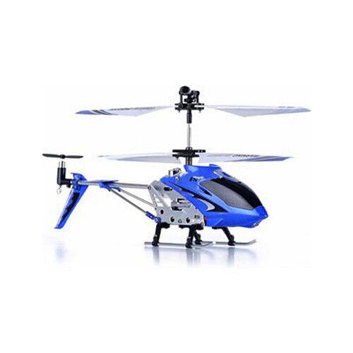 Syma S107/S107G R / C Helikopter Hubschrauber Drehfluegler Blau