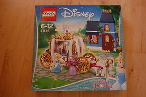 Lego LEGO Disney Princess 41146 Cinderellas Abend Neu OVP - Luftenberg, Österreich -  Lego LEGO Disney Princess 41146 Cinderellas Abend Neu OVP - Luftenberg, Österreich