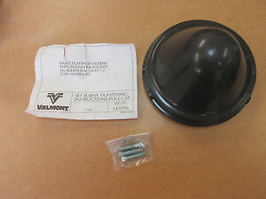 """POLE CAP - FITS 5"""" POST - BY VALMONT"""
