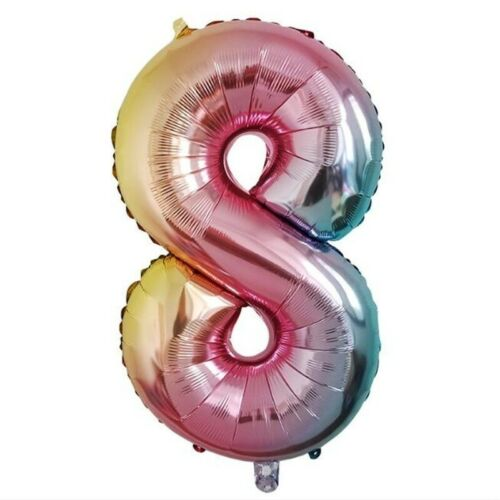 32inch Foil Number 0-9 Balloons Birthday Party Supplies Baby Shower Celebration