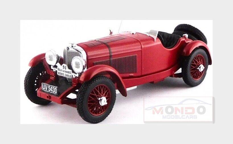 Mercedes Benz Ssk Spider  91  76Th Rally Montevoiturelo 1930 Howey RIO 1 43 RIO4538  juste pour toi