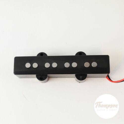 New Jazz Single Coil Alnico 5 Bass Pickups Neck and Bridge