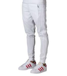 adidas-ORIGINALS-3-STRIPES-TIRO-TRACK-PANTS-MEN-039-S-JOGGERS-WHITE-M-L-XL-XXL