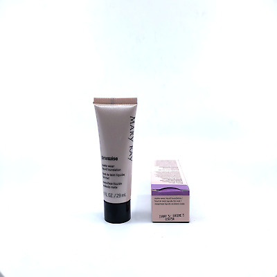 Mary Kay TimeWise Matte Wear Liquid Fundation IVORY-BEIGE-BRONZE you choose