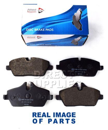 FRONT BRAKE PAD MINI R56 1.2 1.5 CLUBMAN R55 R57 1.4 1.6 2.0 R58 R59 ADB02160