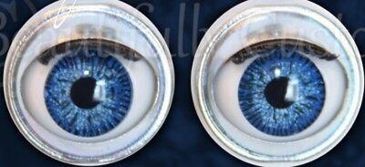 Caroline eyes- Parts tlc Repair American Girl 1 pair custom