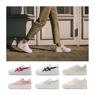 Asics Tiger Japan S PF Women Casual Platform Sportstyle Shoes AT Pick 1 | eBay