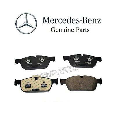 Genuine Mercedes-Benz Brake Pads 007-420-79-20