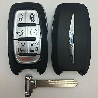 "New 2017-2019 Chrysler Pacifica Smart Key /""KeySense/"" Function 7B M3N-97395900"