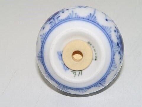 Porcelæn, Musselmalet Halvblonde  Peberbøsse,