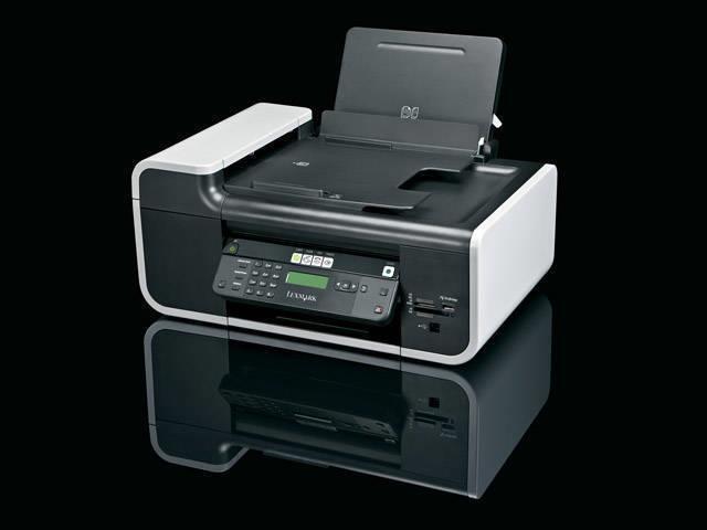 lexmark x5650 all in one inkjet printer ebay rh ebay com Lexmark X4550 Wireless Lexmark X4550 Driver