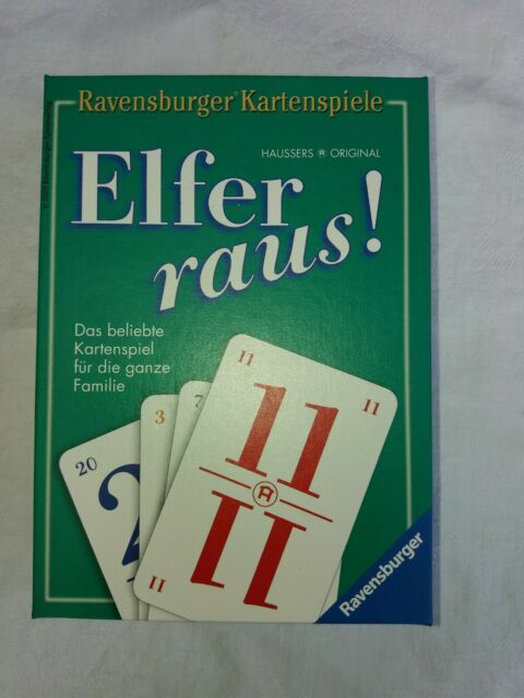 Kartenspiel Elfer Raus