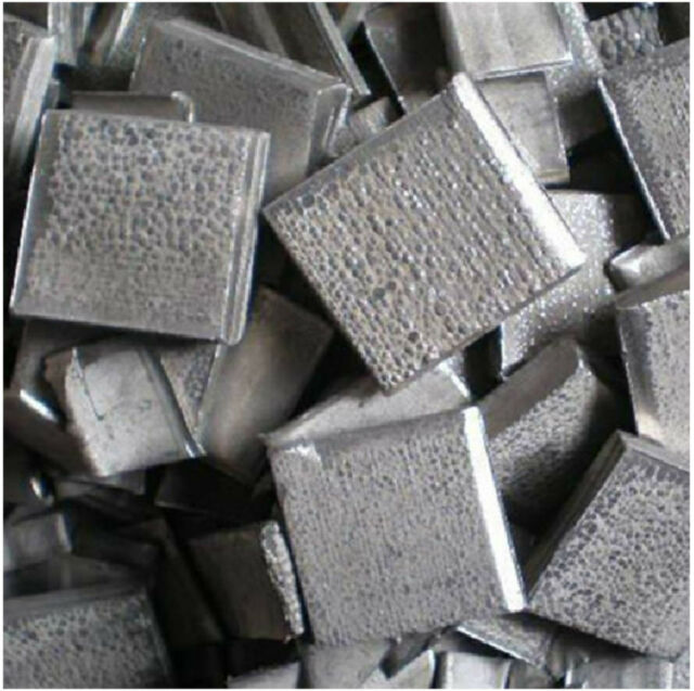 100g grams (3.5 oz) High Purity 99.99% Nickel Ni Metal for Electroplating #EYL-D