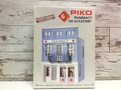 Honey Piko 62207 Pharmacy Dr Goldstein G Scale Model G Scale Layout Clients First Toys & Hobbies Other G Scale