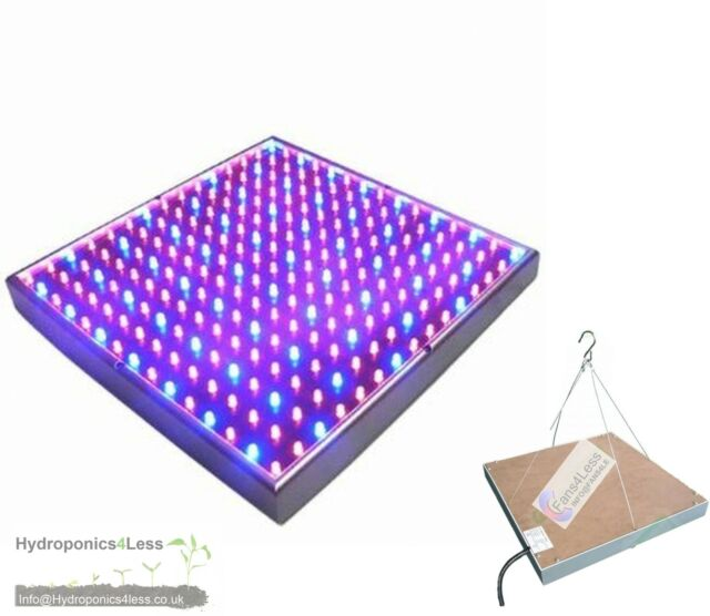 225 LED 14W Grow Panel Red Blue Hydroponic Light Board Grow Tent LED hanger