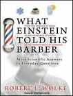 9781452638423 What Einstein Told His Barber by Stephen Hoye Audio Book