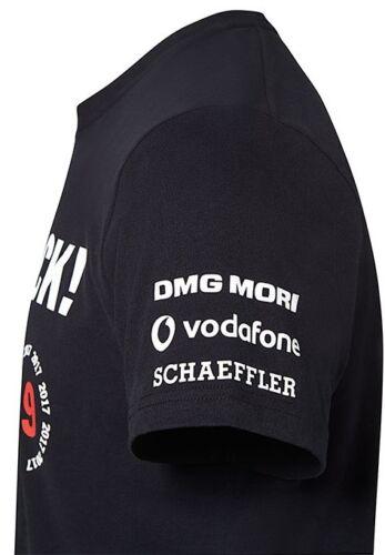 Authentic Porsche Driver/'s Selection  Le Mans Winner T-Shirt Unisex Hattrick #19