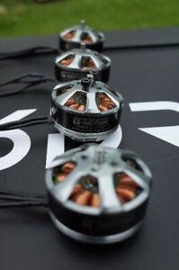 4x T-motor Mn3508 380 Kv Auto For Multirotor/drone-afficher Le Titre D'origine AgréAble En ArrièRe-GoûT