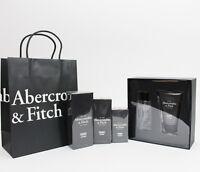 Abercrombie & Fitch Fierce Cologne Body Spray 3.4 Oz 1.7 Oz 1.0 Oz Giftset