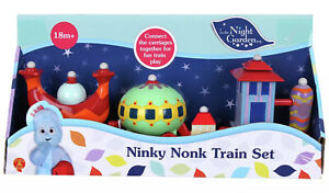 In the Night Garden Ninky Nonk Train Kids Can Connect Together For Endless Set