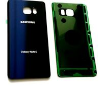 Original Battery Back Cover Samsung Galaxy Note 5 N920 black All Carriers