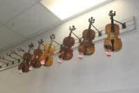 Violins! Winnipeg Manitoba Preview