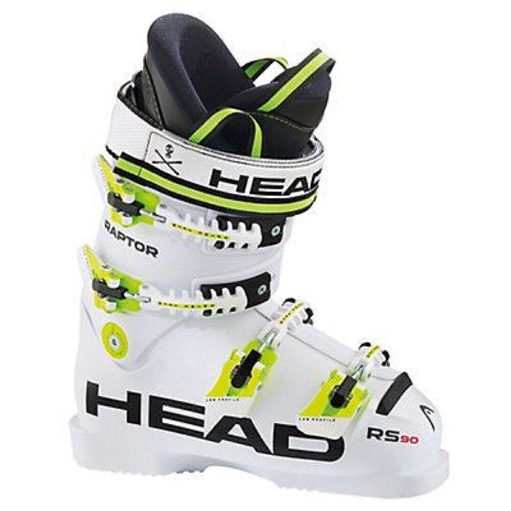 2017 Head Raptor 90 RS Weiß Junior Ski Stiefel