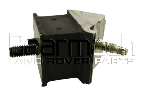 KQB500550 Land Rover Defender TD4 PUMA RHS Gearbox Rubber Mounting Bearmach