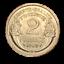 miniature 1 - 3976-RARE-2-francs-1949-B-Morlon-SUP-SPL-FACTURE