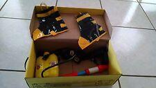 1993 Manley Toys Kids Firefighter Fireman Pretend Play Set / Costume Accessories