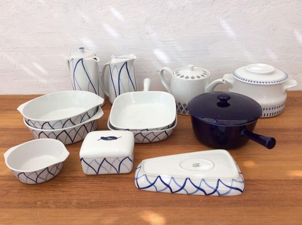 Porcelæn, Danild Lyngby