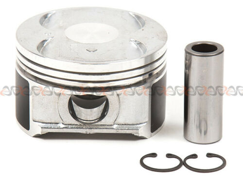 Fit 03-07 Honda Accord SOHC Piston Set with Bearings J30A4 J30A5 Electric JNA1