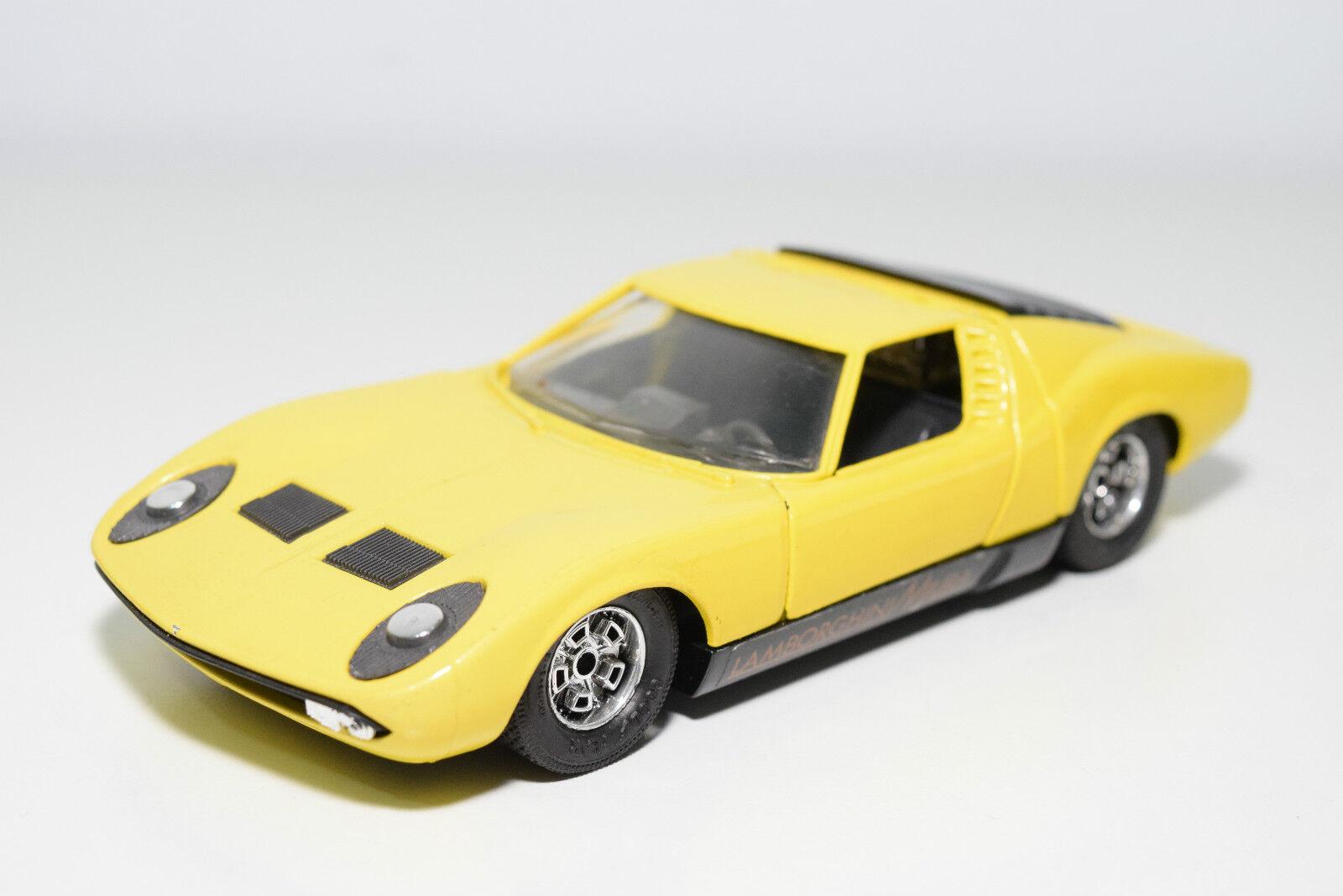 Eidai Grip EDAI Grip japón Lamborghini Miura giallo Near Mint rara vez rare raro